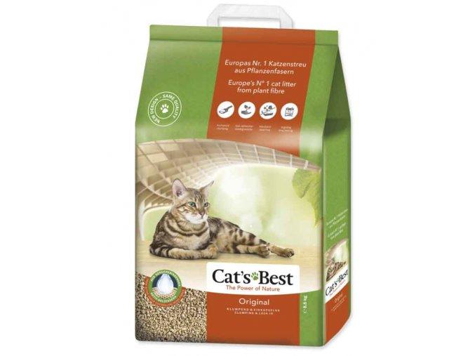 Kočkolit Cats Best ÖkoPlus 20 l