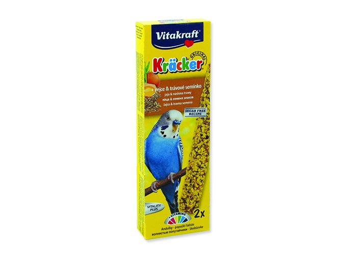 Kracker VITAKRAFT Sittich Egg 2ks