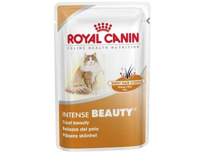 Royal Canin kapsička Intense Beauty 85g