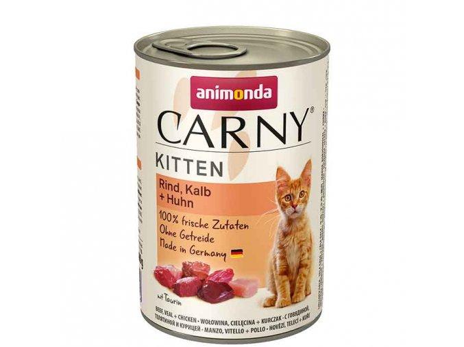 animonda carny kitten telec