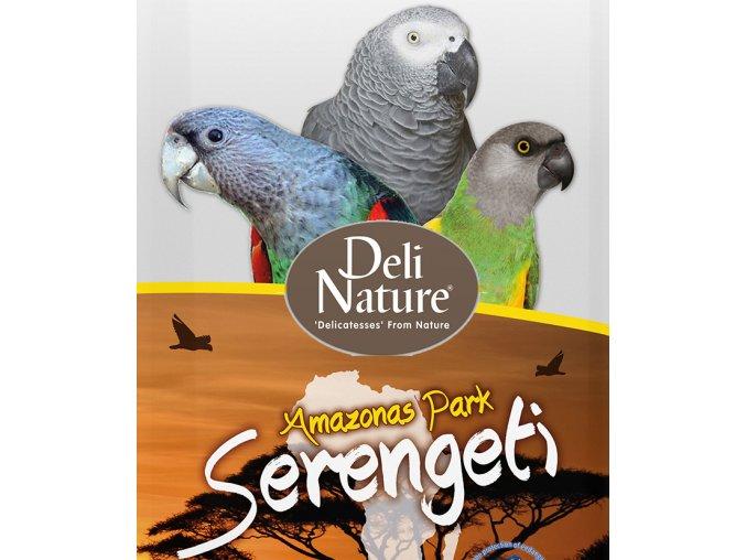Deli Nature 20-Amazonas park SERENGETI