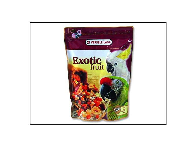 Exotic směs ovoce pro velké papoušky 600 g