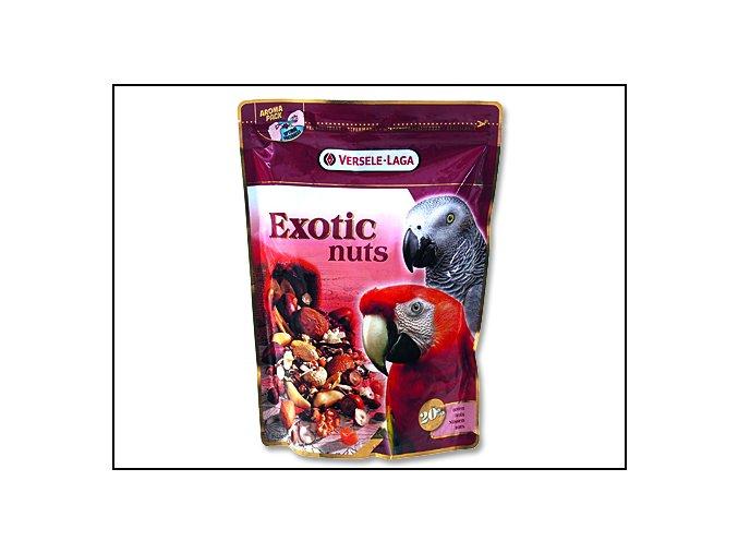 Exotic směs ořechy pro velké papoušky 750 g