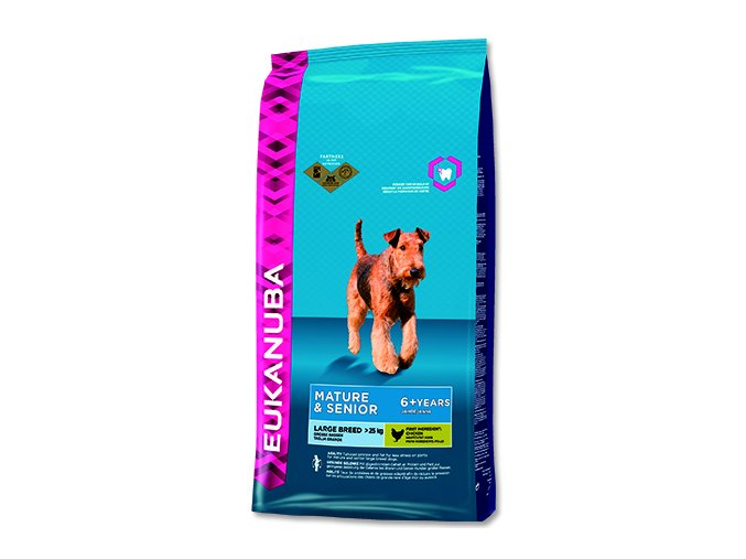 EUKANUBA Mature & Senior Large Breed 15 kg