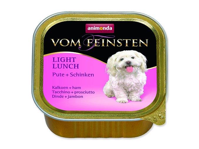 Paštika ANIMONDA Vom Feinsten Light krůta + šunka 150g