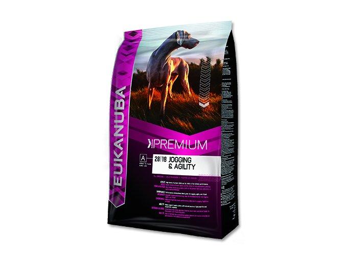 EUKANUBA Adult Jogging & Agility 15 kg