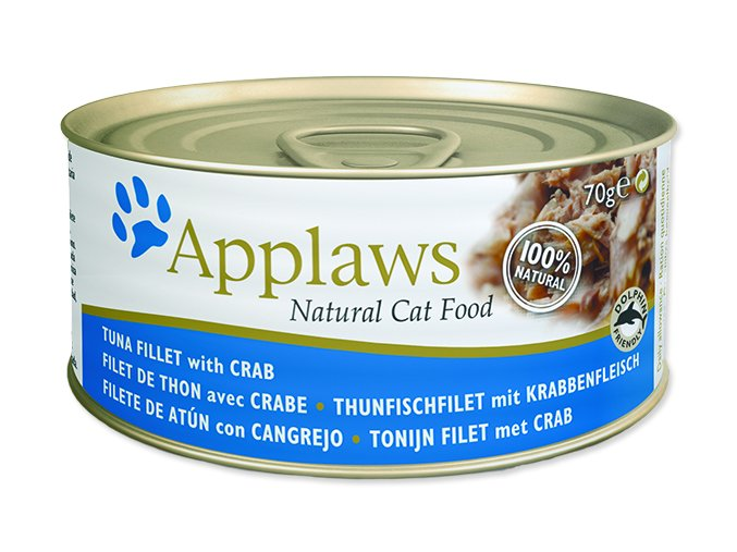 Applaws Cat Tuna & Crab 70g