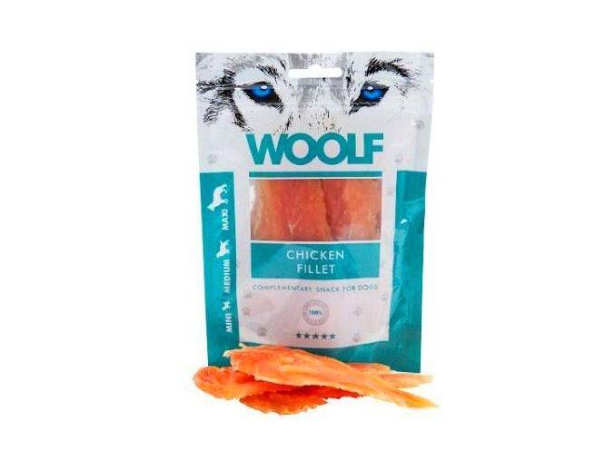 WOOLF Chicken Fillet 100g