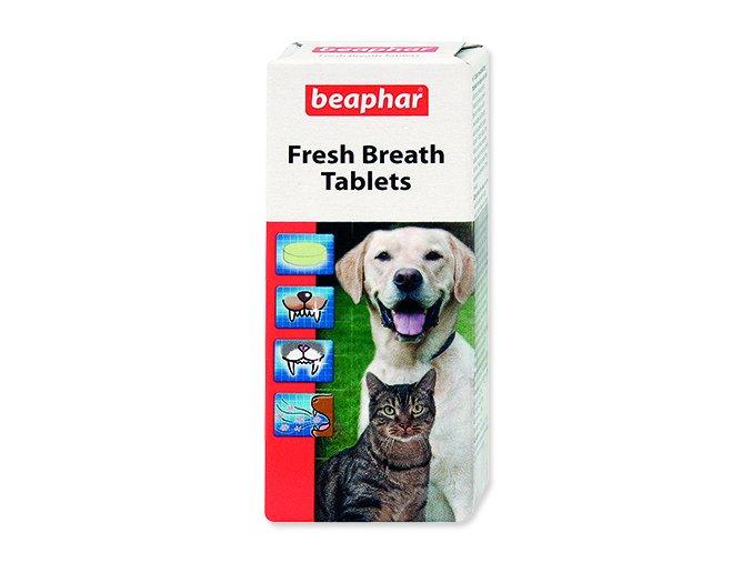 Tablety BEAPHAR Fresh Breath 40tablet