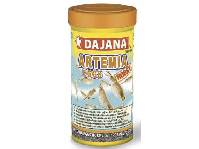 Dajana Artemia hobby 100