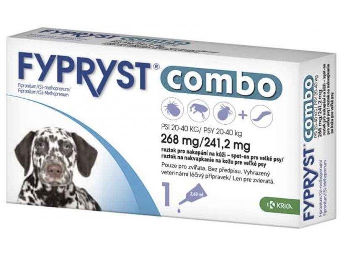 Fypryst Combo spot on L 268/241,2mg 1x2,68mg