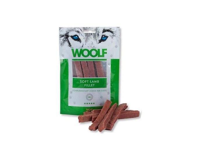 WOOLF soft Lamb fillet 100g