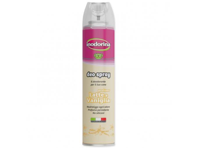 Deodorant INODORINA Mléko a Vanilka 300ml