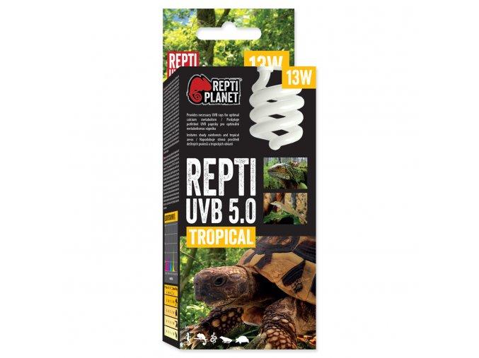 Žárovka REPTI PLANET Repti UVB 5.0 13W