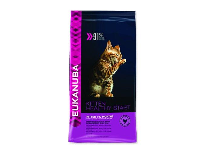 EUKANUBA Cat Kitten Healthy Start 4 kg