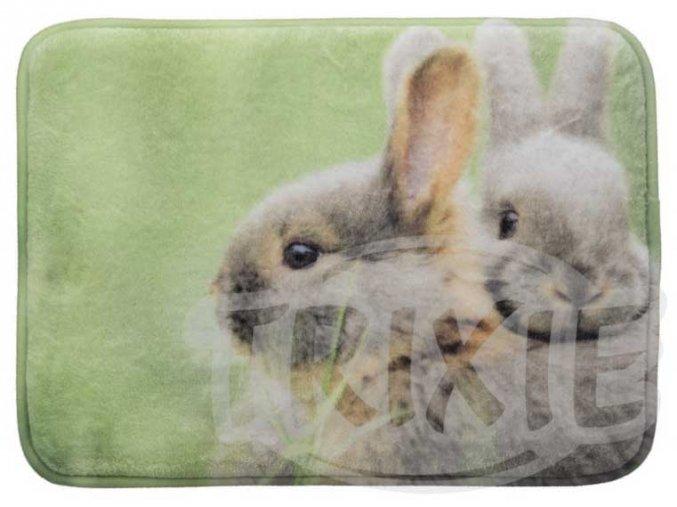 Podložka na ležení pro králíky 39 x 29 cm