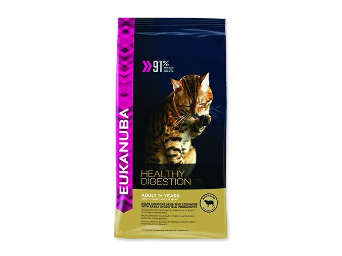 EUKANUBA Cat Adult Healthy Digestion 4 kg