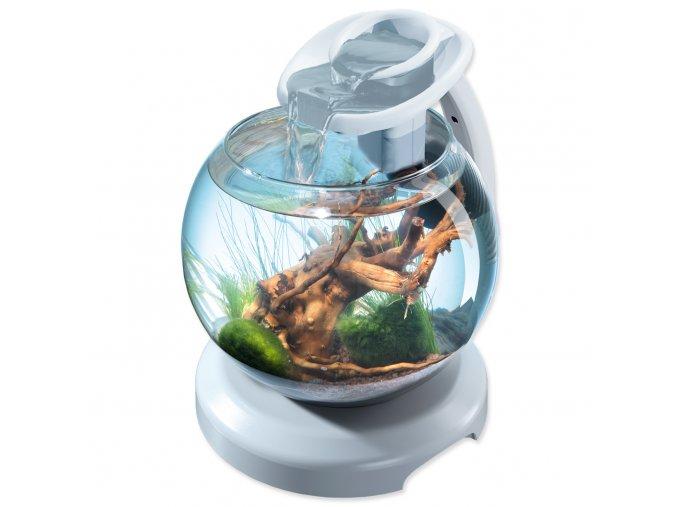 Akvárium set TETRA Duo Waterfall Globe bílé 6,8l
