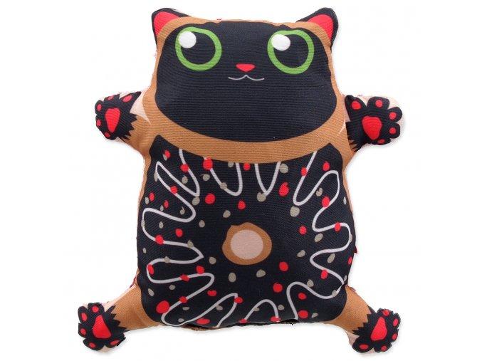 kočka s catnipem 2 - 14 cm