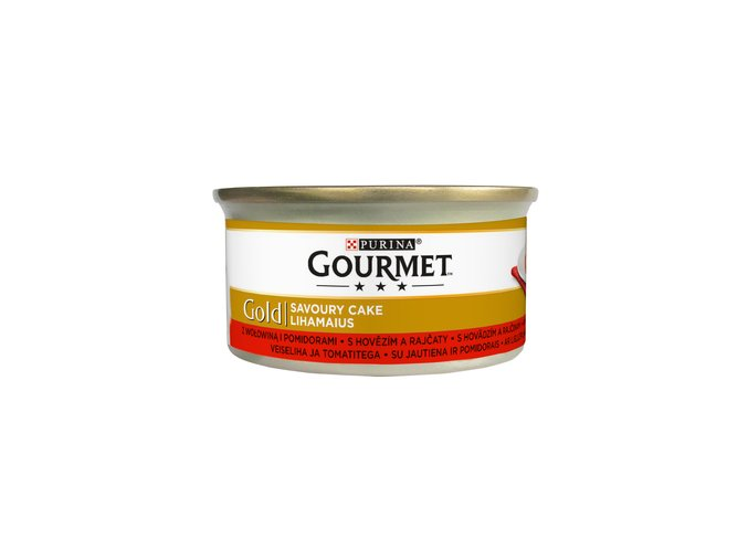 gourmet gold hovězí rajce