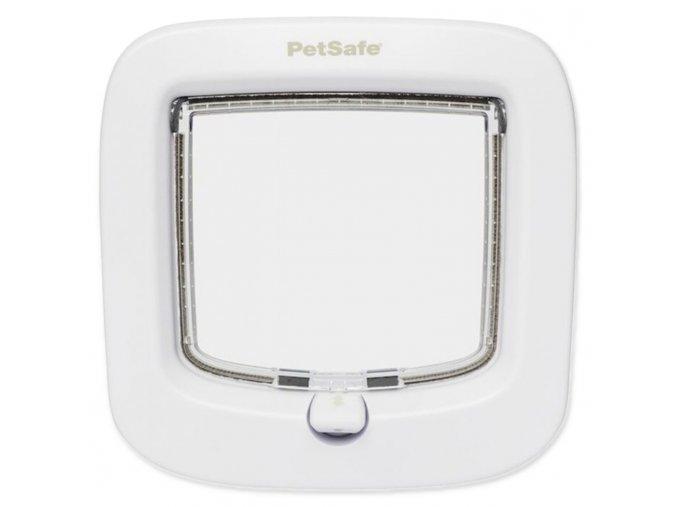 Dvířka PETSAFE plastová bílá 22.55x9.21x22.86 s transp. flapem