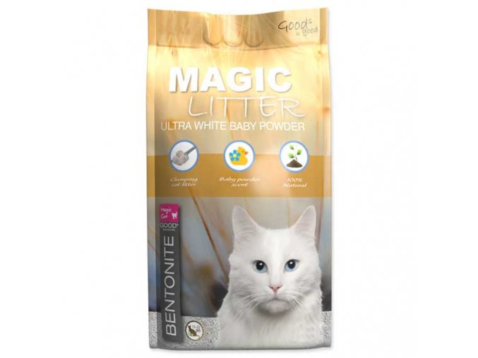Magic pearls bentonite powd