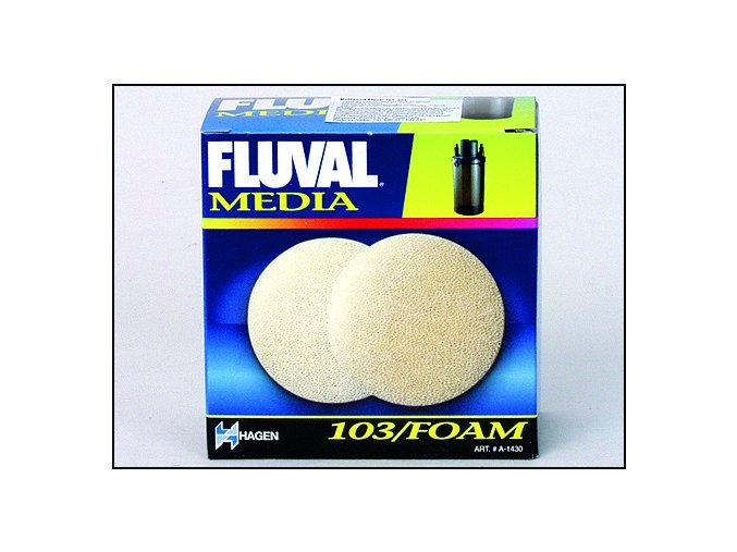 Náplň molitan FLUVAL 103 2 ks