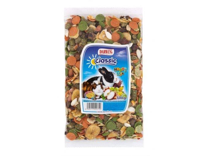 Darwins Morče, králík Happy mix