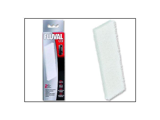 Náplň molitan FLUVAL U3 2 ks