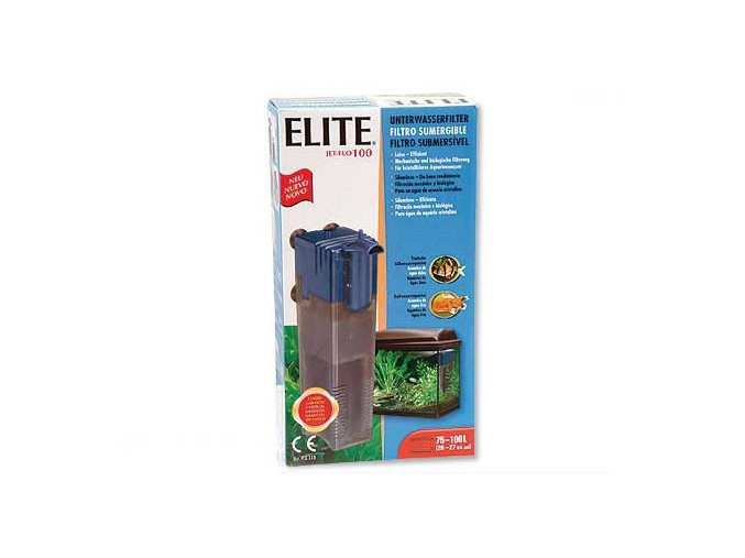 Filtr ELITE Jet Flo 100 vnitřní