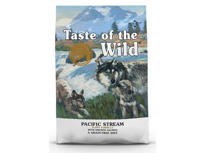 taste puppy pacific stream