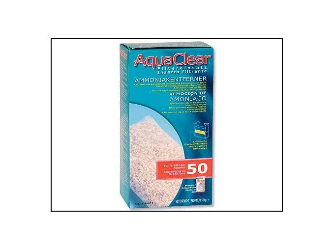 Náplň odstraňovač dusíkatých látek AQUA CLEAR 50 (AC 200)