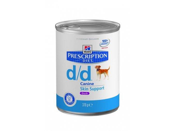 Hill's Canine D/D konzerva Duck formula 370 g