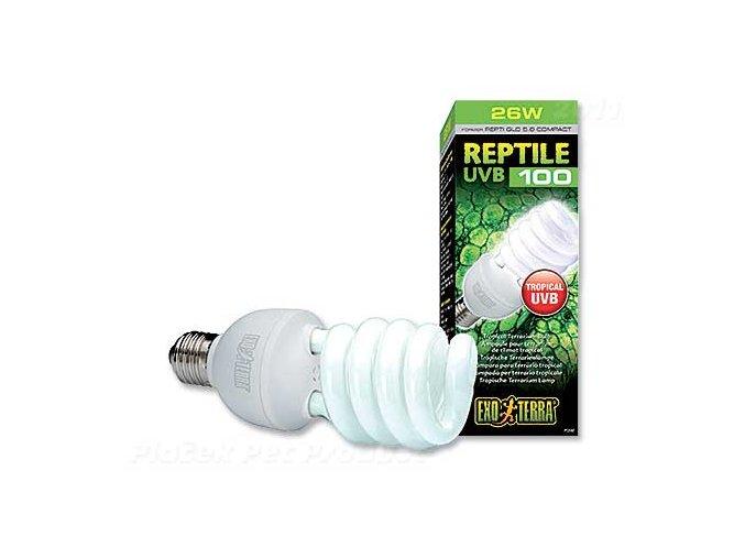 Žárovka EXO TERRA Reptile UVB100 (5) 26W