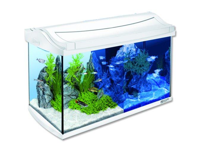 Akvárium set TETRA AquaArt LED bílé 60l