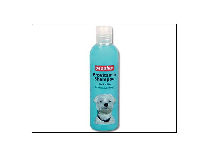Šampon Bea pro bílou srst 250ml