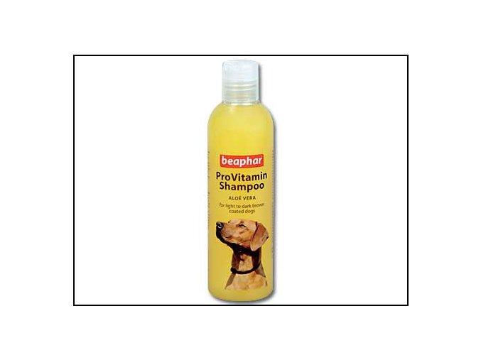 Šampon Bea pro zlatou a hnědou srst 250ml