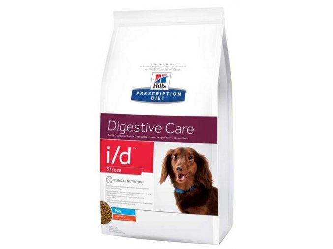 Hill's Canine I/D Dry Stress Mini