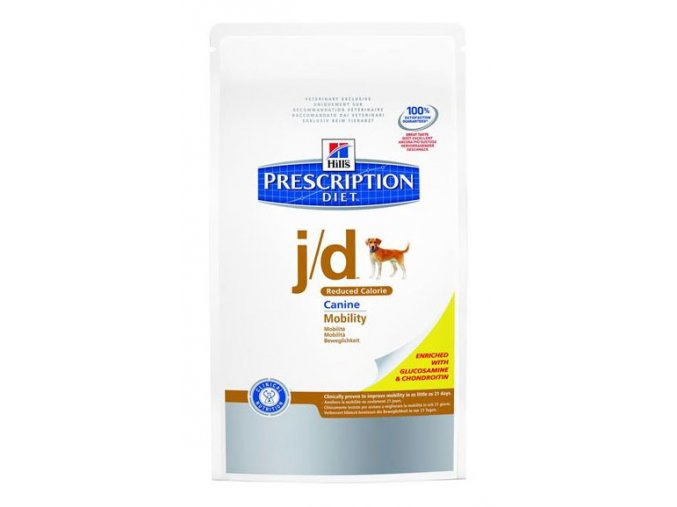 Hill's Canine J/D Dry Reduced Calorie