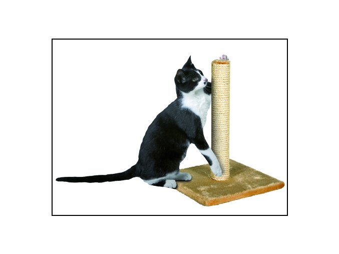 Odpočívadlo MAGIC CAT Nora béžové 59 cm