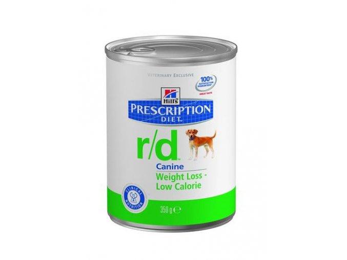 Hill's Canine R/D konzerva 350 g