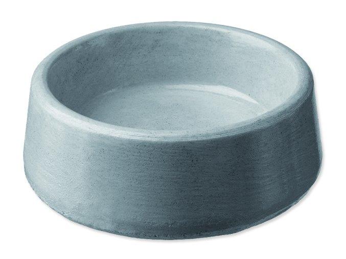 Miska BE-MI betonová kulatá 1 l