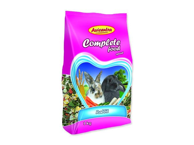 Krmivo AVICENTRA speciál pro králíky 1 kg