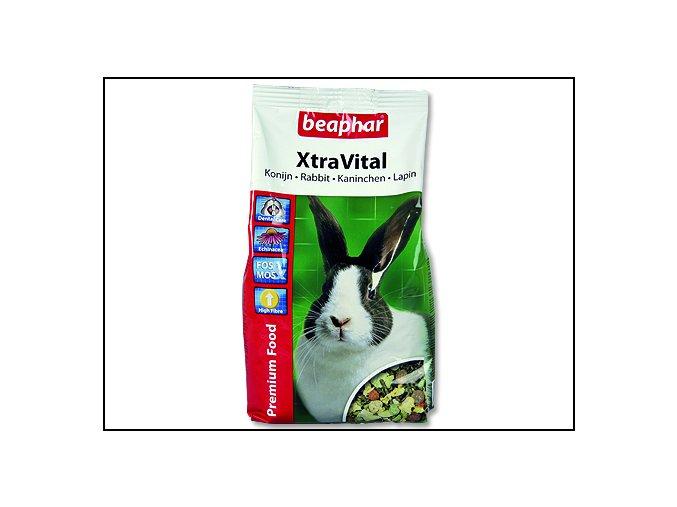 Krmivo BEAPHAR XtraVital králík 2,5 kg