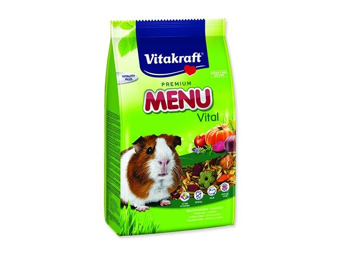 Menu VITAKRAFT vital guinea pig 3 kg