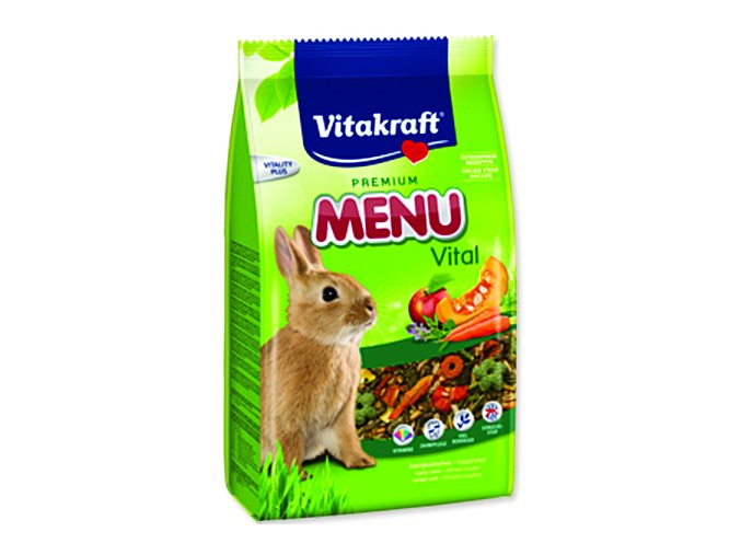 Menu VITAKRAFT rabbit bag 1 kg