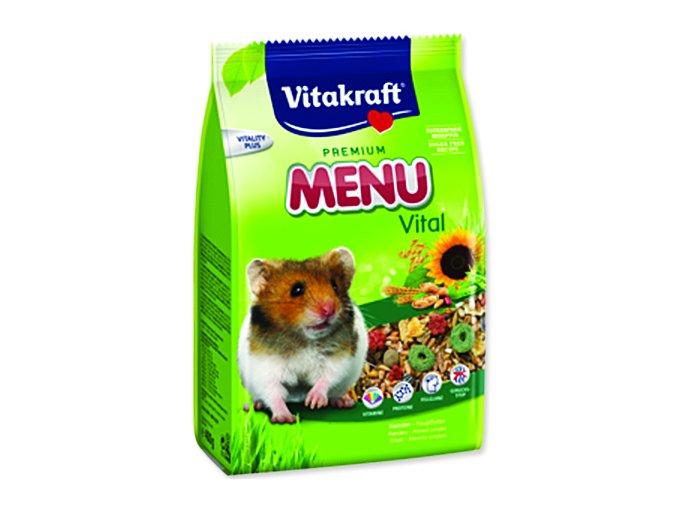 Menu VITAKRAFT hamster bag 400 g