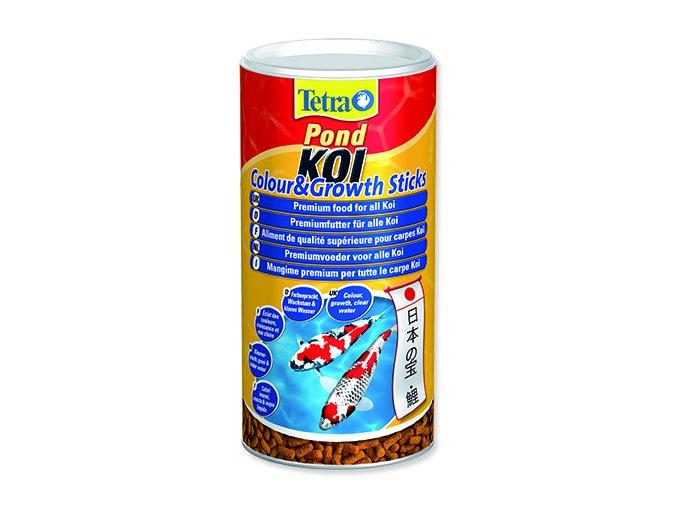 TETRA Pond Koi Sticks Growth&Color 1 l