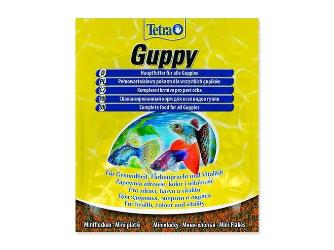 TETRA Guppy sáček 12 g