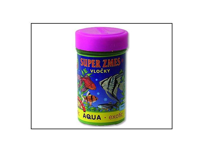 Supersměs vločky AQUA EXOTIC 100 ml